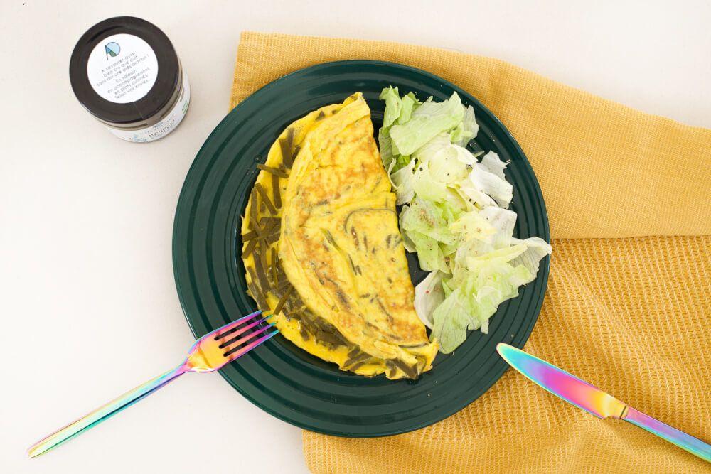 Omelette de chez Paulette !